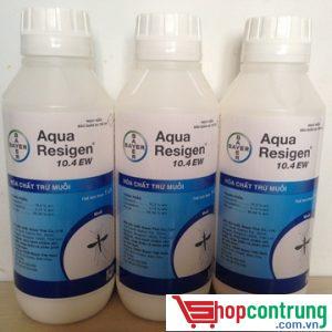 Aqua Resigen 10.4E W thuốc diêt côn trung