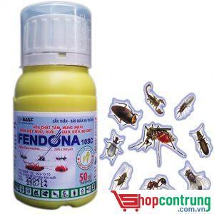 Fendona 10SC Thuốc diệt muỗi