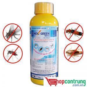 Thuốc diệt muỗi Fendo Green 100SC