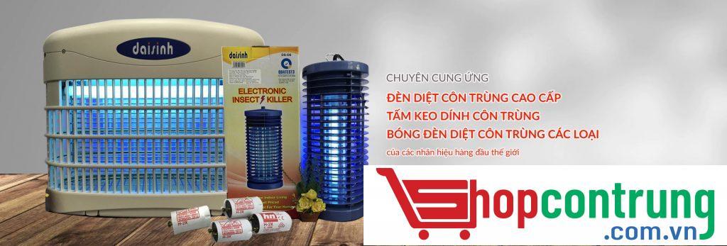 Đèn bắt côn trùng bắt muỗi , diệt côn trùng