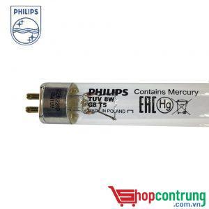 Bóng đèn diệt khuẩn không khí phillips 8w