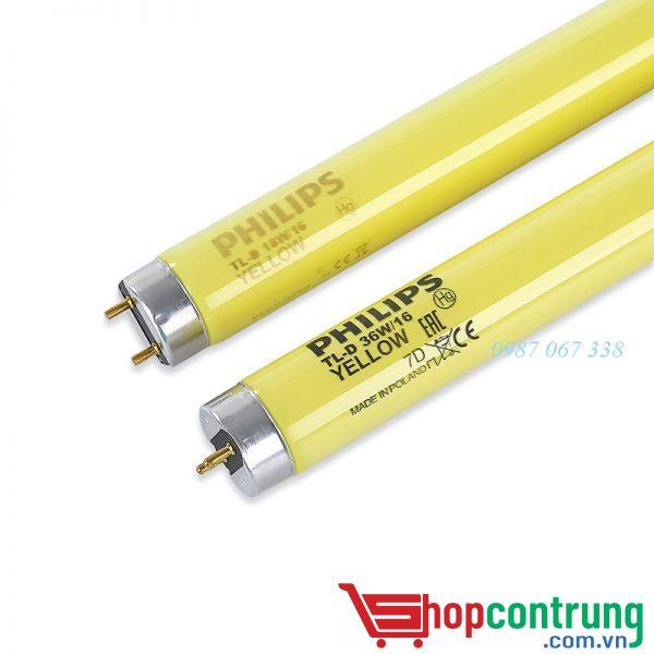 Bóng đèn vàng đuổi côn trùng Philips TL-D 36W/16