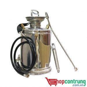 Bình phun thuốc côn trùng innox 304 - 4 lít