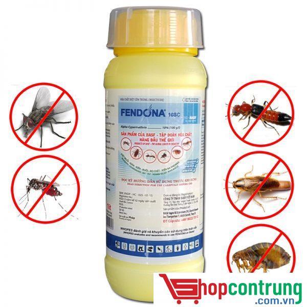 Fendona-10SC thuốc diệt côn trùng