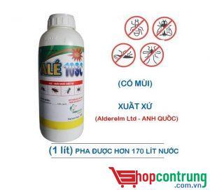 Alé 10SC thuốc diệt muỗi