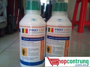 Proly 2.5CS thuốc diệt ruồi