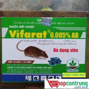 Thuốc diệt chuột Vifarat