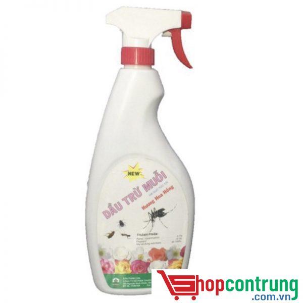 dầu diệt côn trùng