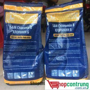 thuốc khử trùng cloramin b