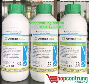 ACTELLIC 50EC thuốc trị mọt nông sản