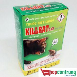 Thuốc diệt chuột Killrat
