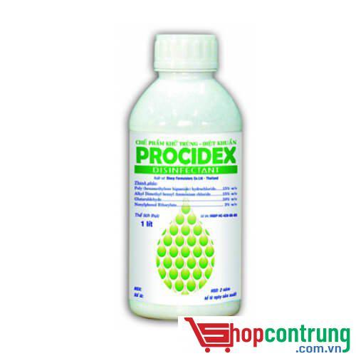 Thuốc diệt khuẩn Procidex