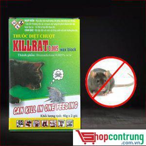 KILLRAT diệt chuột