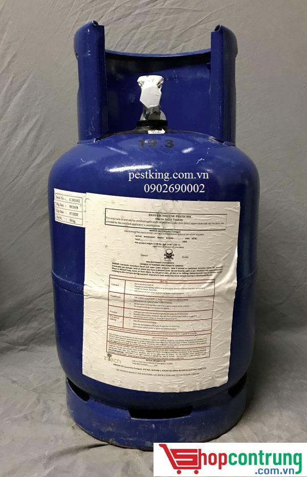 thuốc khử trùng Methyl Bromide 98%